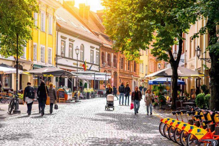 Налоги в Литве