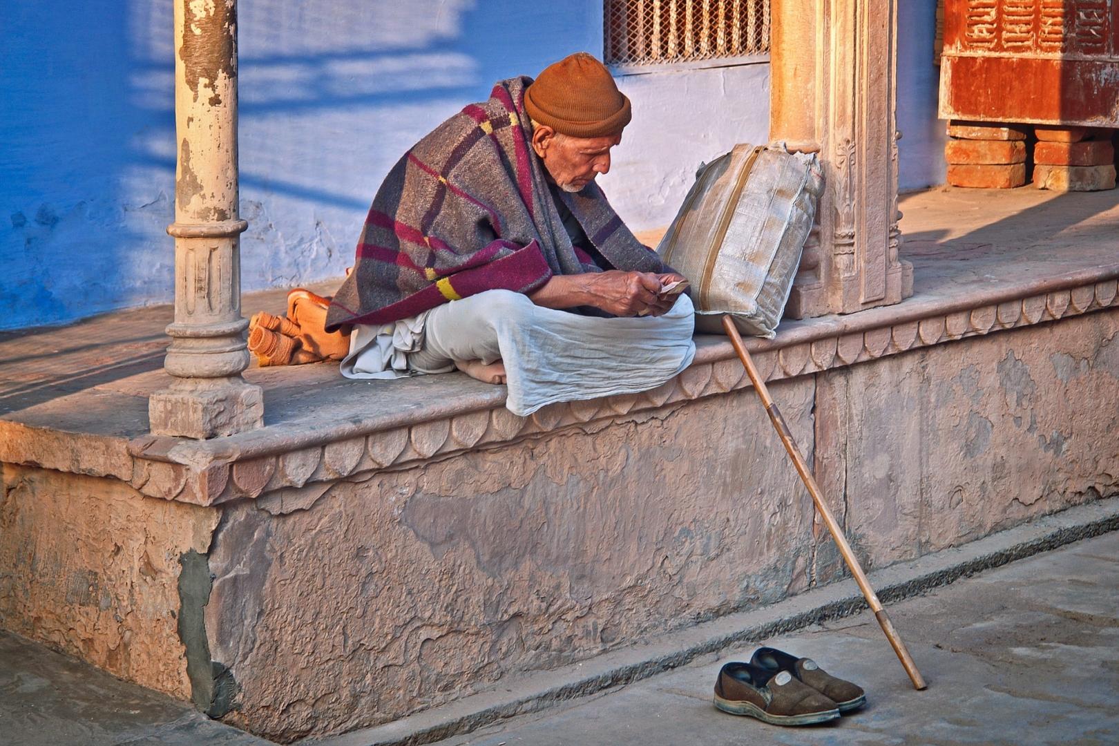 Пенсии в Индии