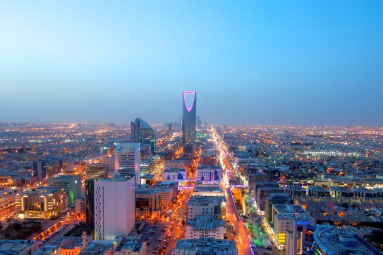 Эр-Рияд - столица Саудовской Аравии