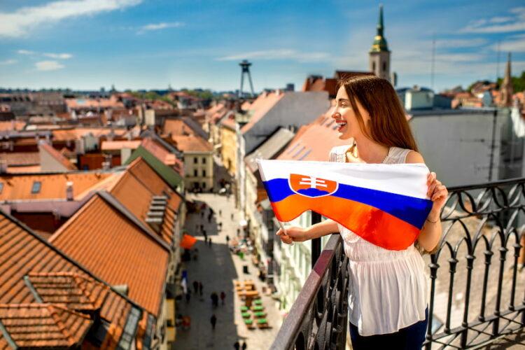 Зарплаты в Словакии