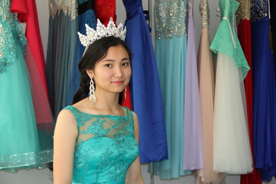 Красивая девушка из Казахстана
