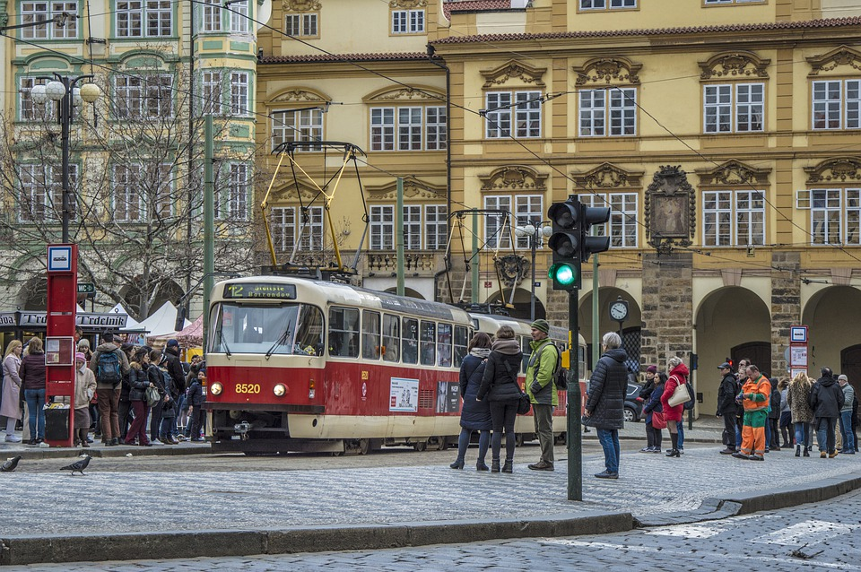 Прага, столица Чехии