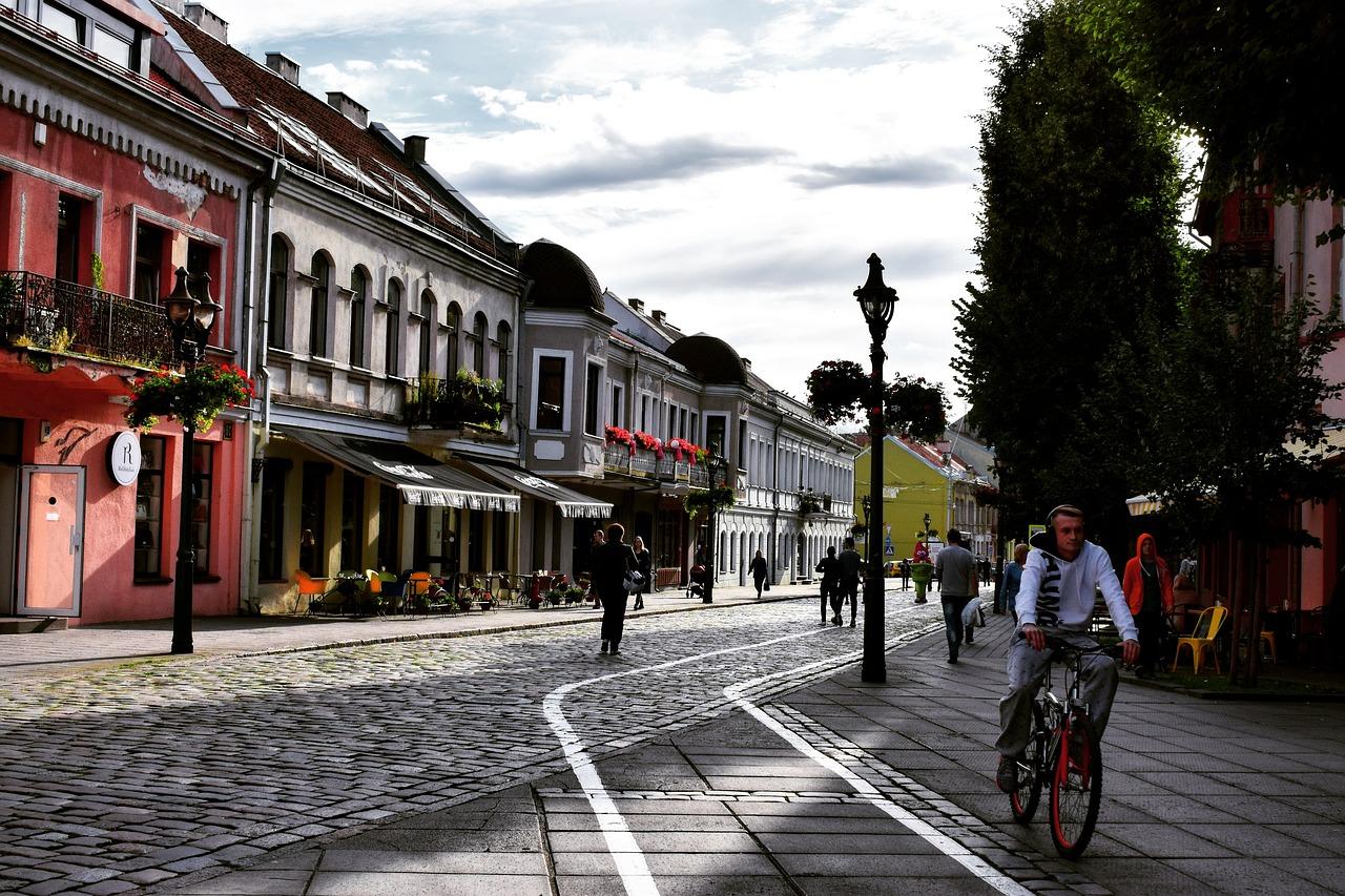 Уровень жизни и покупательная способность населения в Прибалтике
