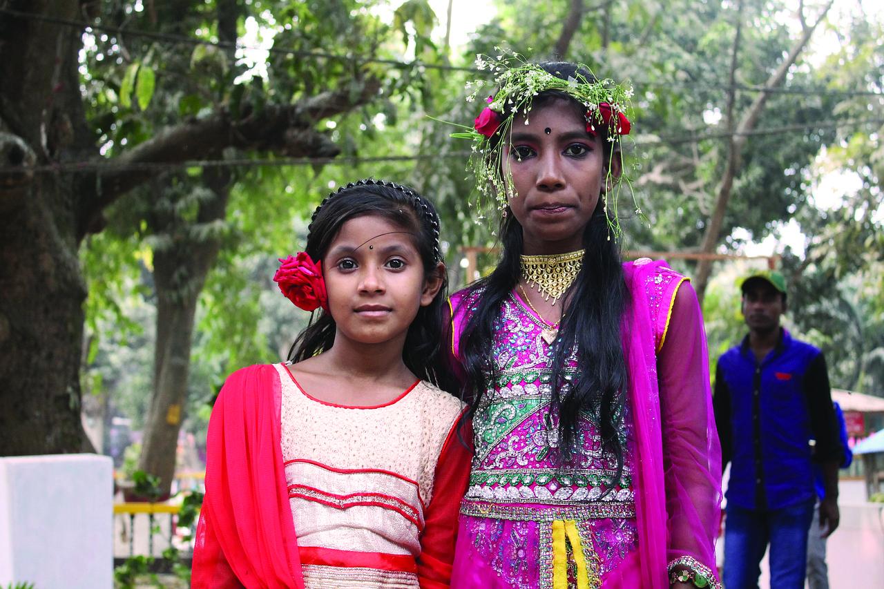 В Бангладеше до сих пор широко используется детский труд