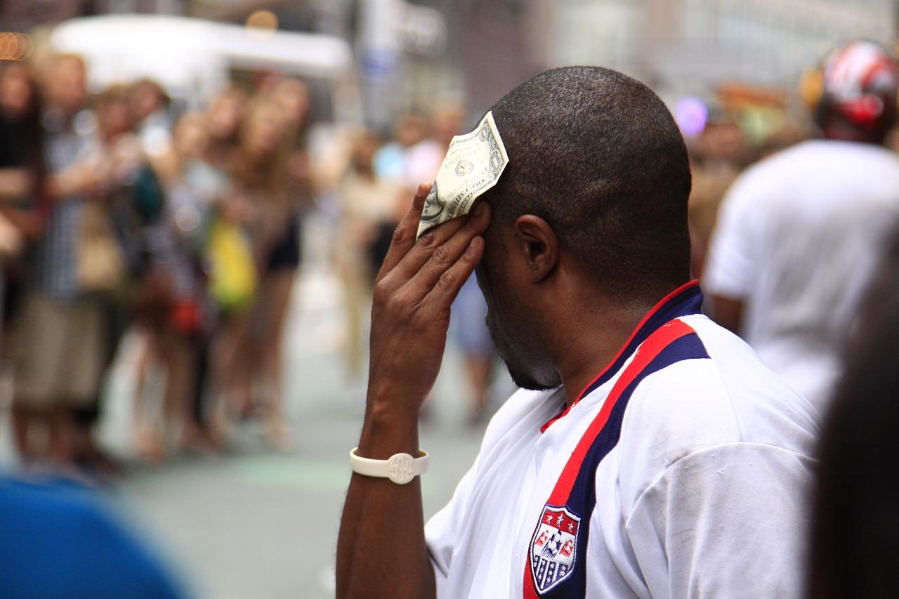 Медианные зарплаты в США