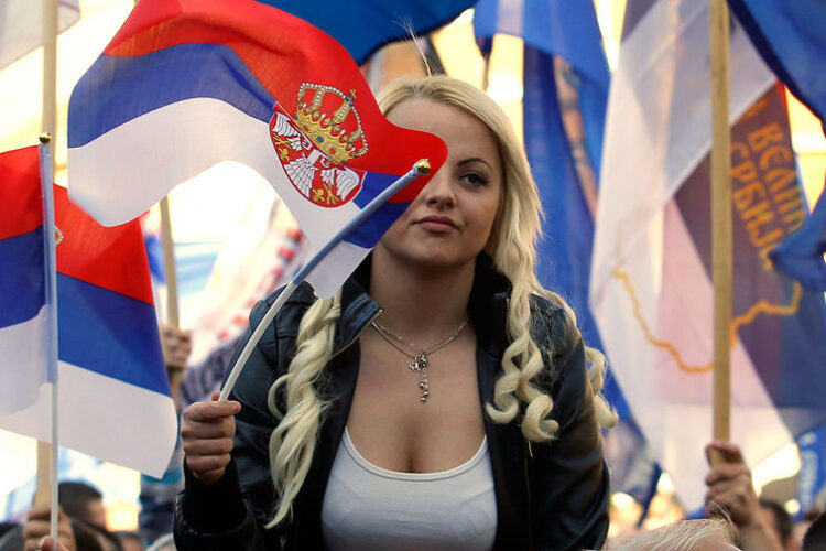 Зарплаты в Сербии в 2021 году