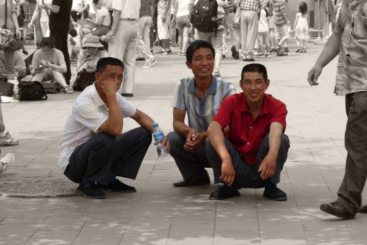 Трудовая миграция в Китае