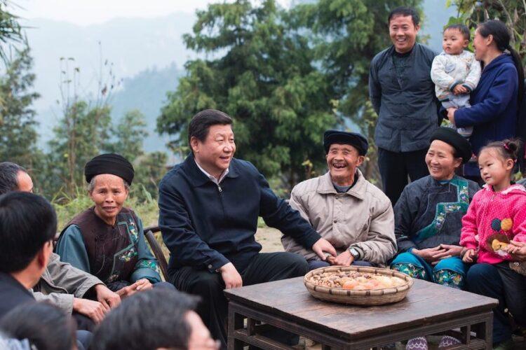 Фото из той поездки - Лан Хунгуан, Синьхуа