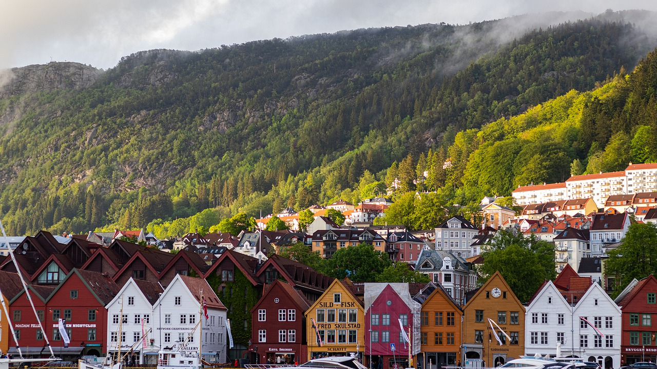 Чем живет экономика Норвегии кроме нефти