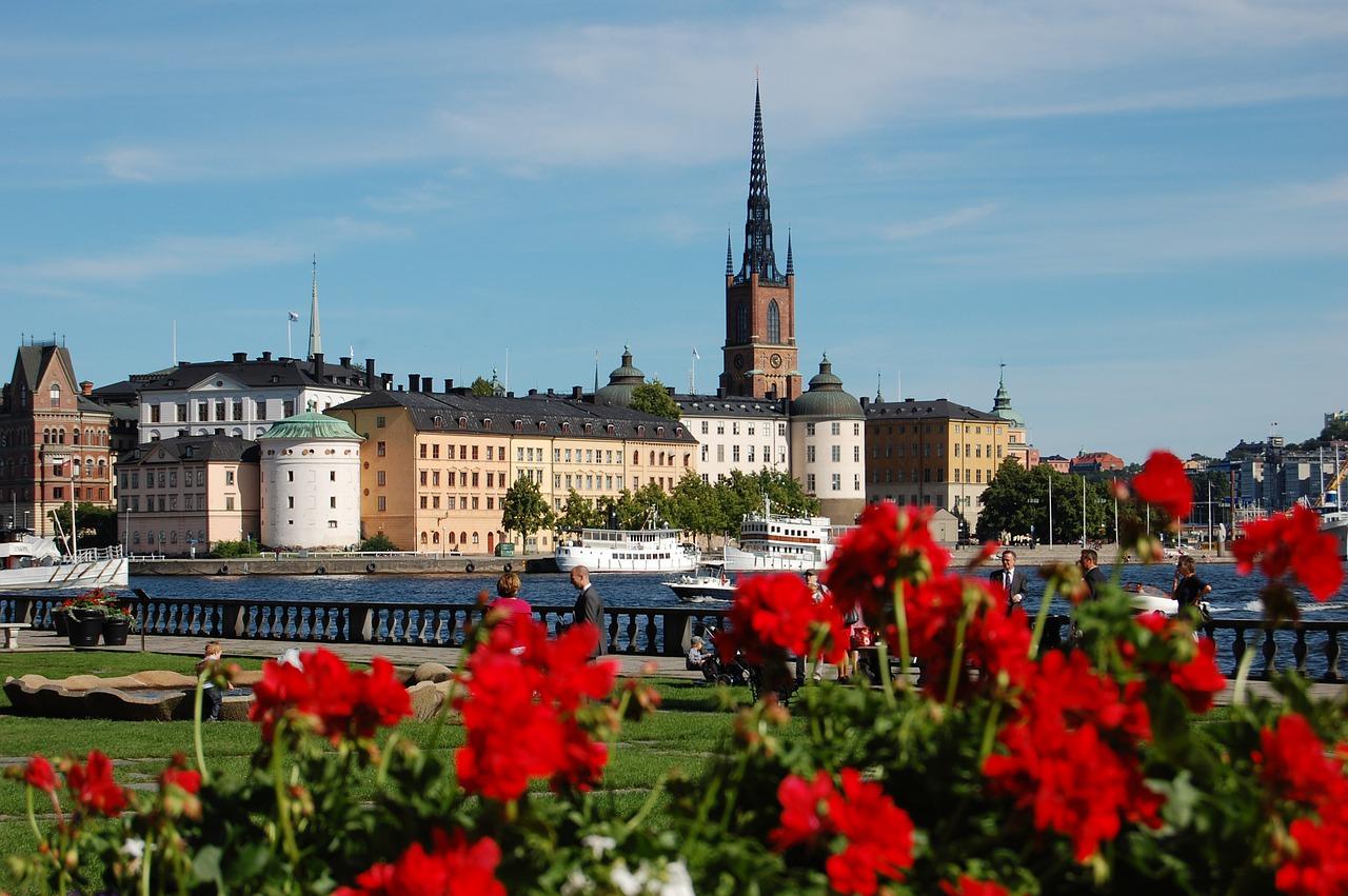 Жизнь в Швеции