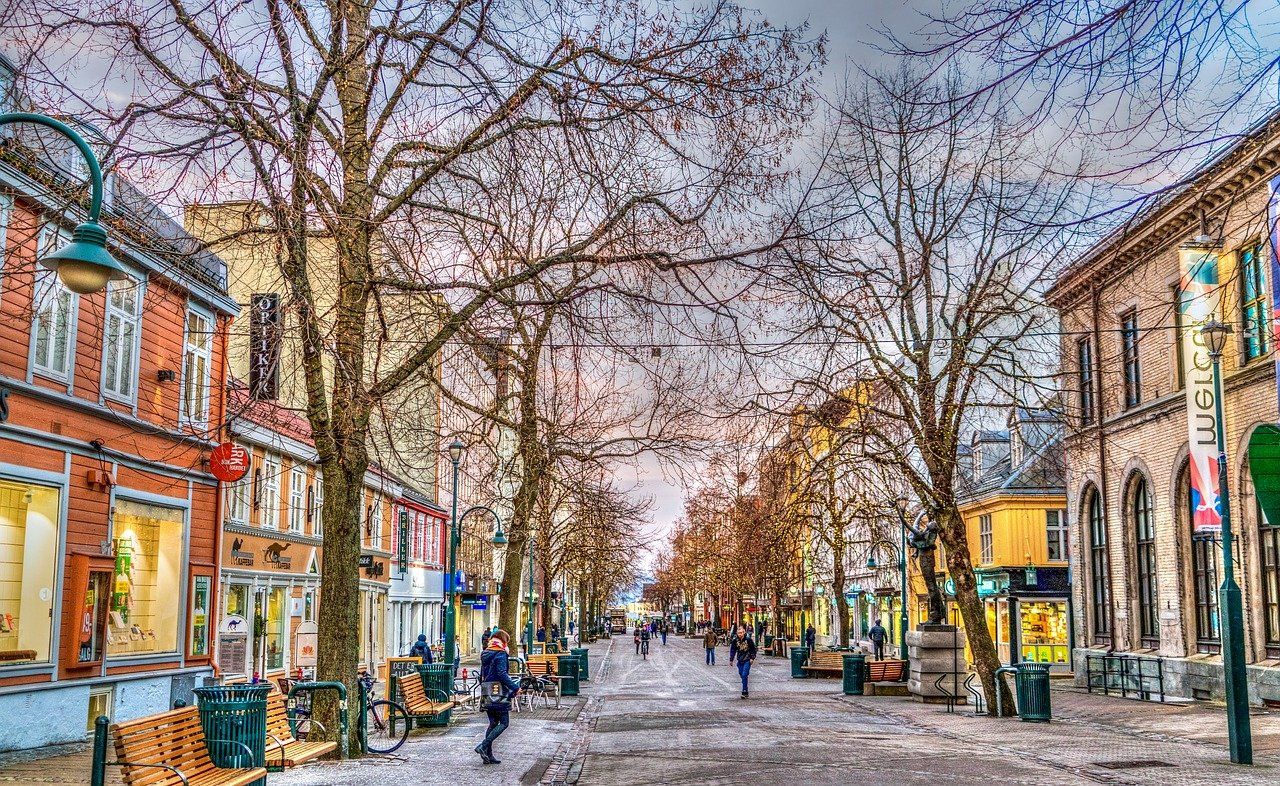Провинциальная Норвегия, Тронхейм