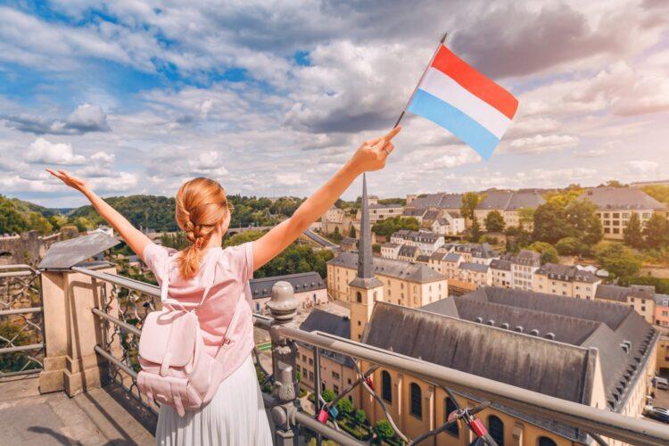 ВВП на душу населения в Люксембурге