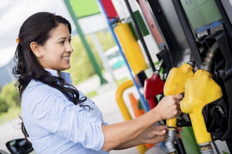 Сравнение цен на бензин