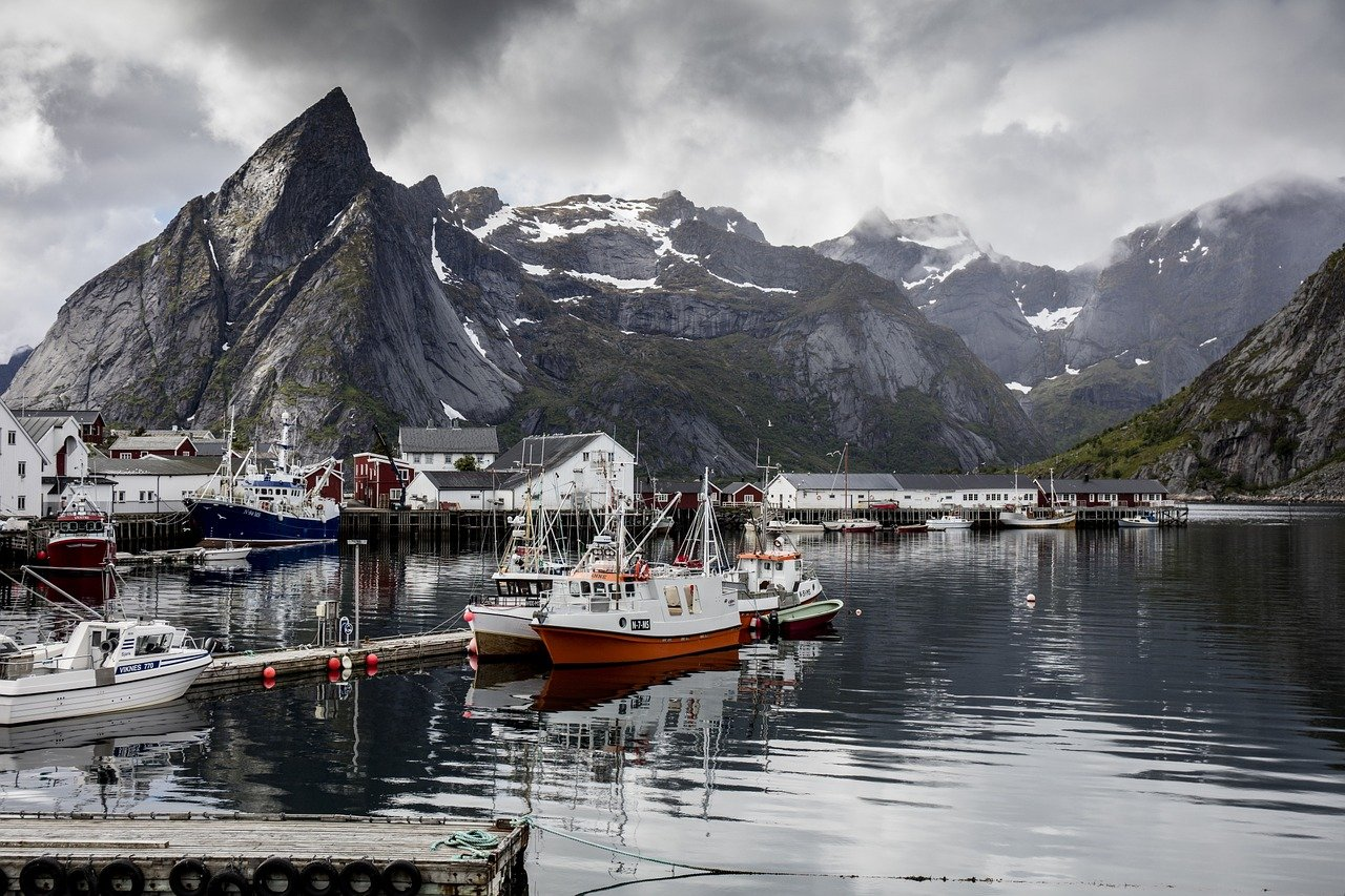 Судостроение в экономике Норвегии