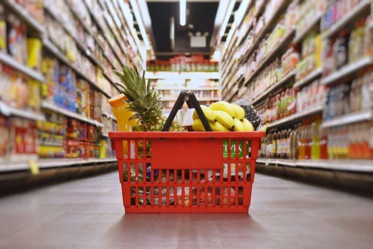 Цены на продукты питания