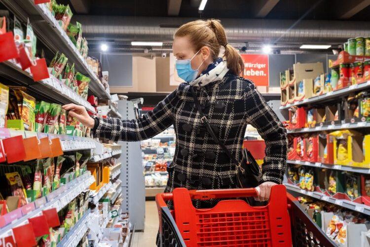 Рейтинг стран по ценам на продукты питания