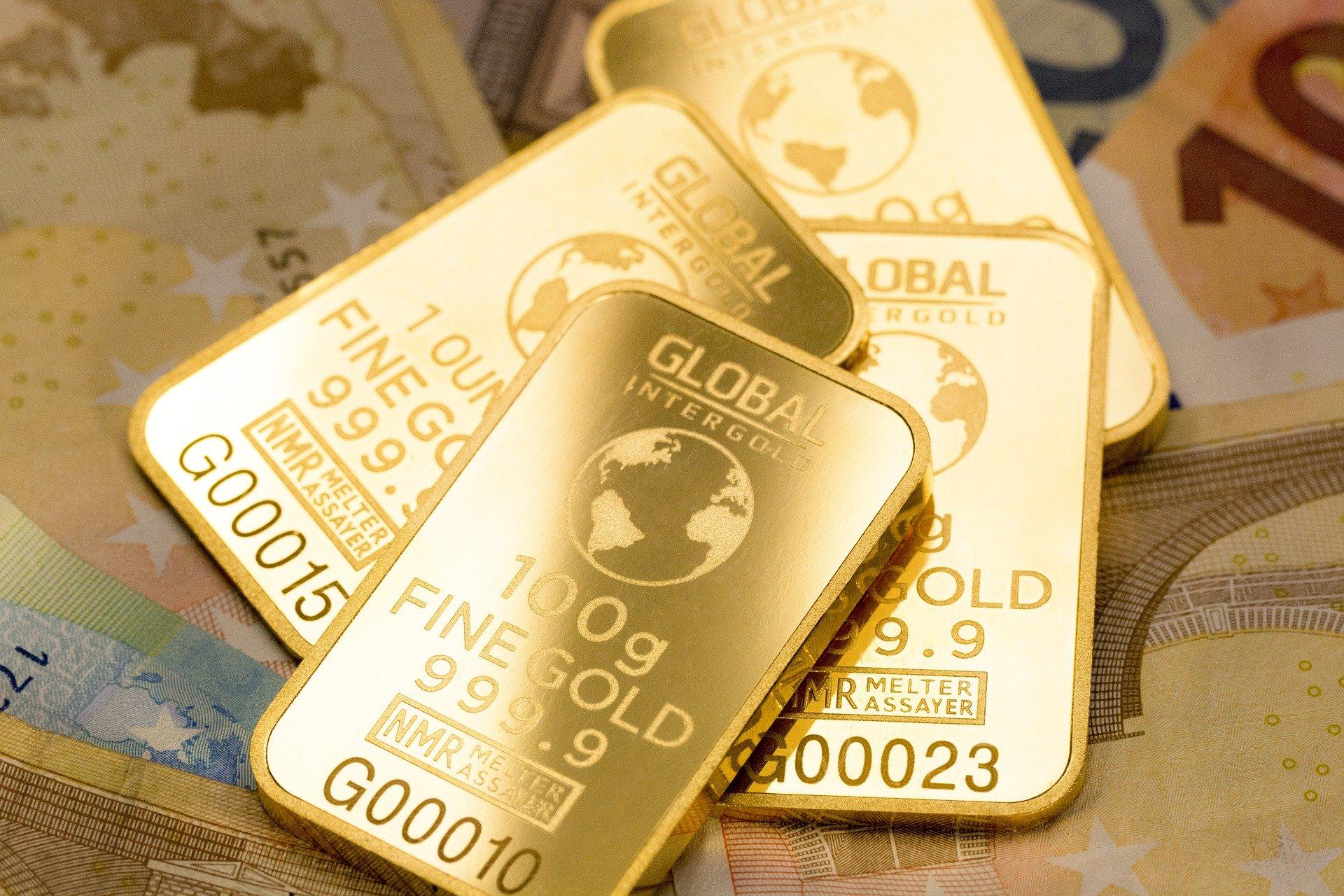 Страны лидеры по запасам золота