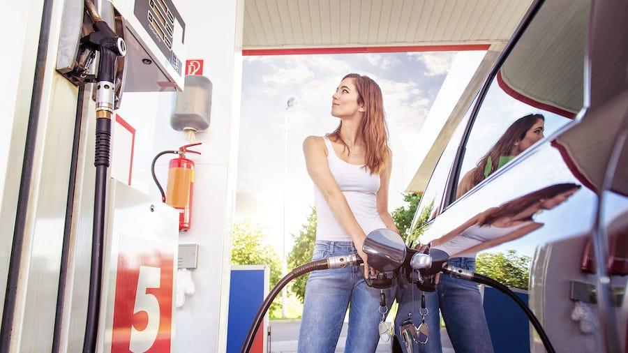 Доступность бензина населению