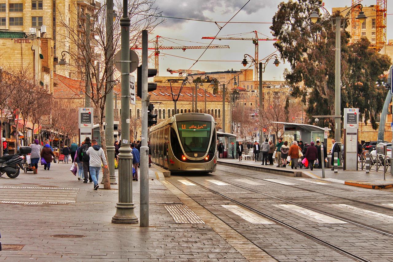 Будничный Иерусалим – чистота, постоянные стройки, комфортная городская среда