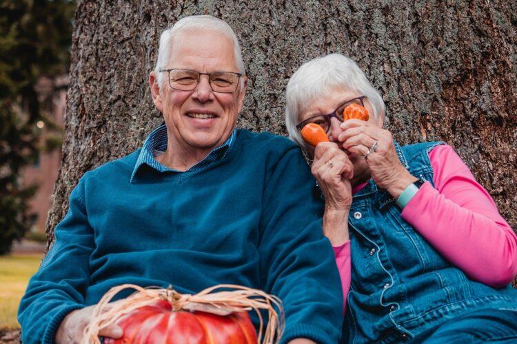 Потребление на пенсии