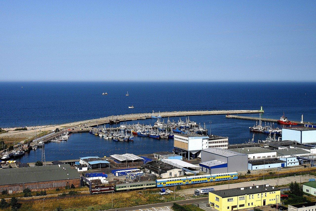 Польский порт Владыславово