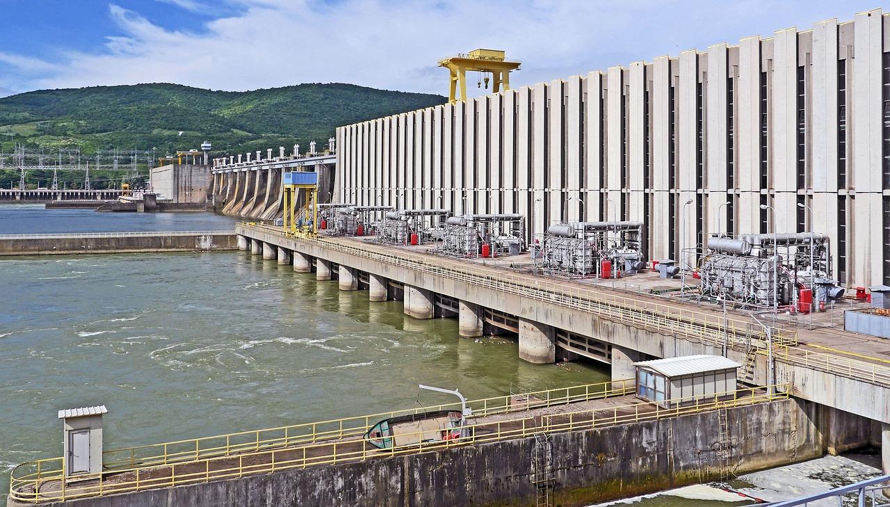 Румынско-сербская гидроэлектростанция