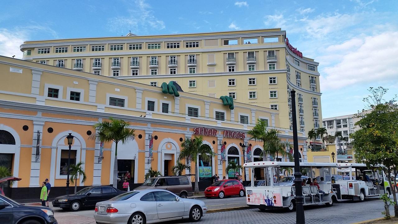 Пуэрто-Рико — территория, полностью зависимая от США