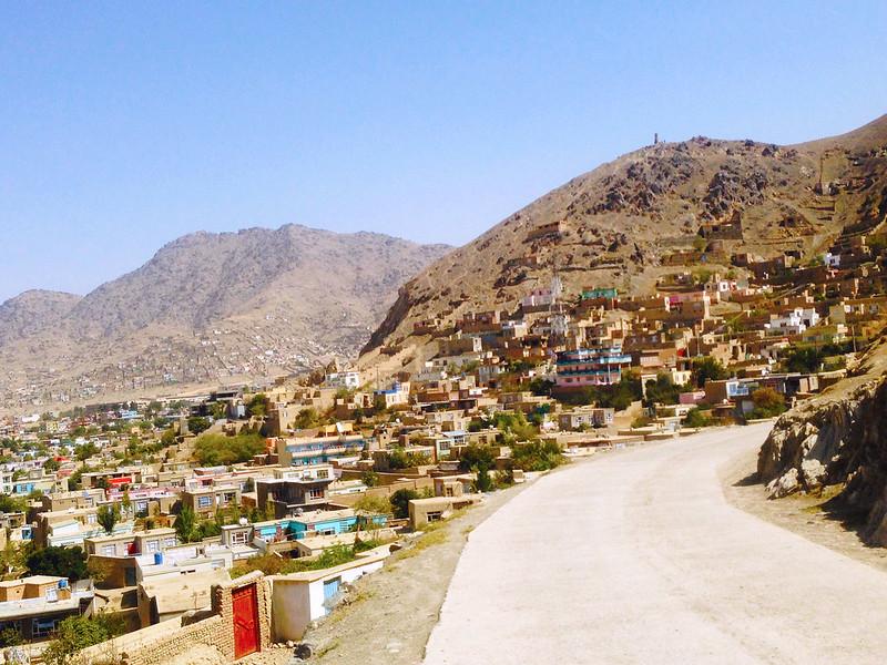 Кабул, 2018 год