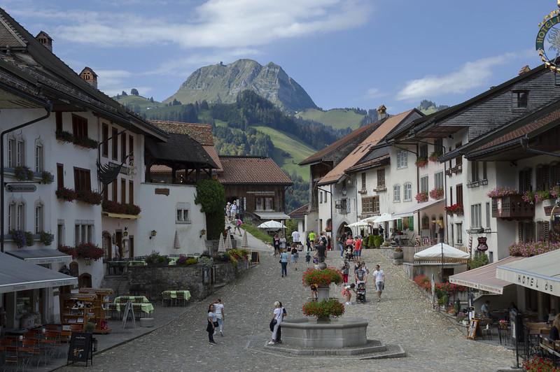 Качество жизни в Швейцарии