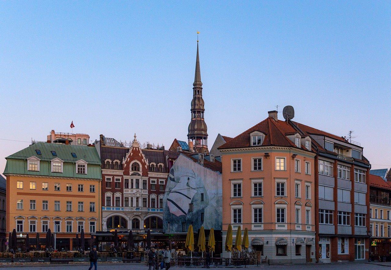 Жизнь в Латвии