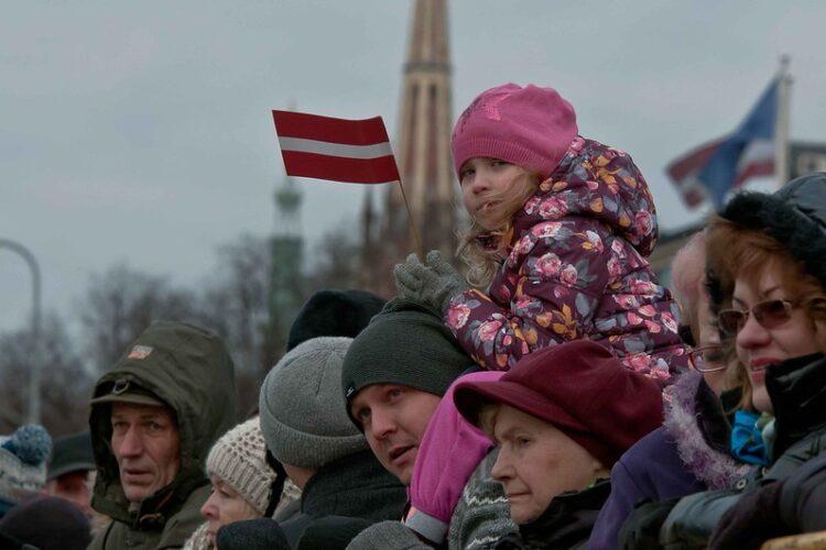 Налоги с населения Латвии